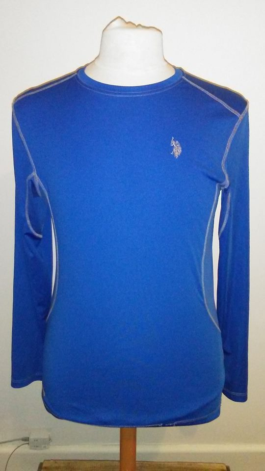 Chandail bleu US Polo S