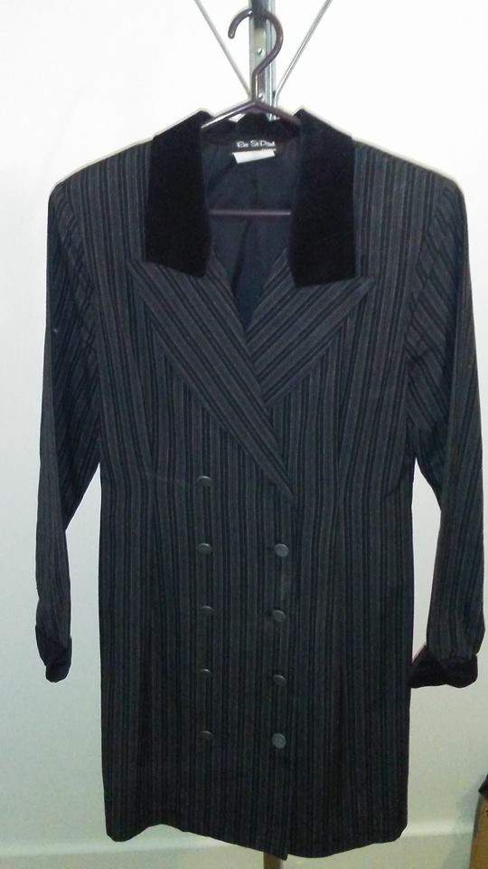 Veston-Manteau Rue St-Paul gr13