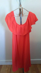 Robe orange Lily Morgan 2XL