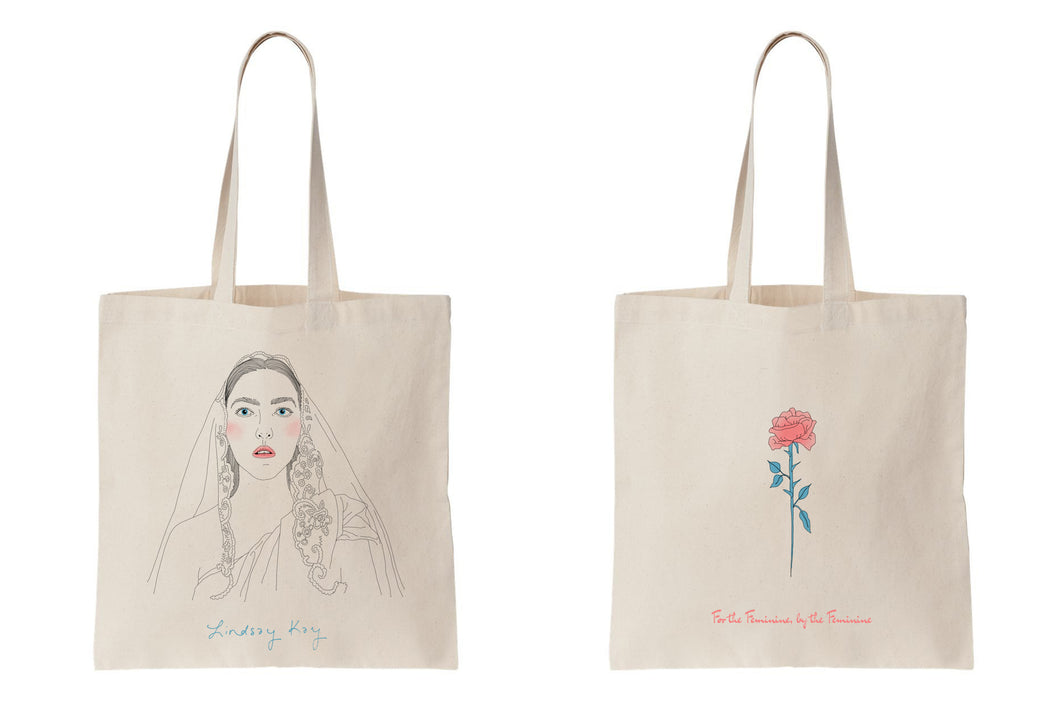 FtF, btF Canvas Tote Bag
