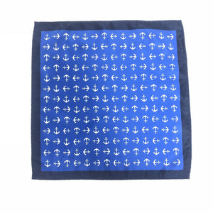 Anchor Pocket Squares