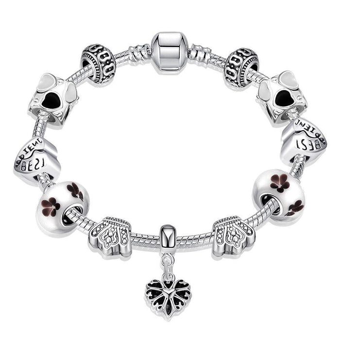 Pandora Bracelet Best Friends Made with Swarovski Elements