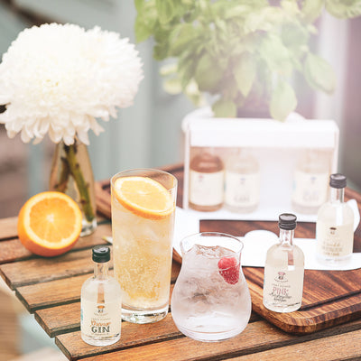 Tasty cocktails YOU can make at home with our SP Giftpacks