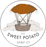 SP Globe Glass - The Sweet Potato Spirit Company