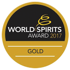 The Sweet Potato Spirit Company was awarded Gold at the World Spirit Awards 2017
