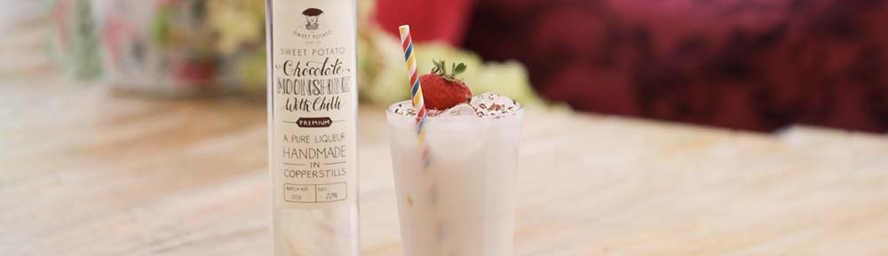 Choc Chilli Milkshake - The Sweet Potato Spirit Co.