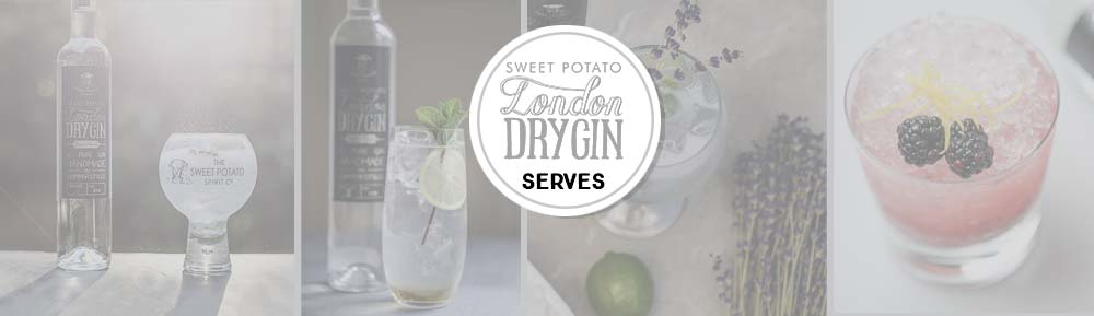SP London Dry Gin Recipe Page