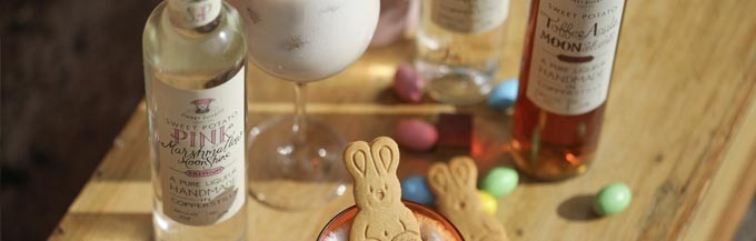 Easter Moonshakes with The Sweet Potato Spirit Co