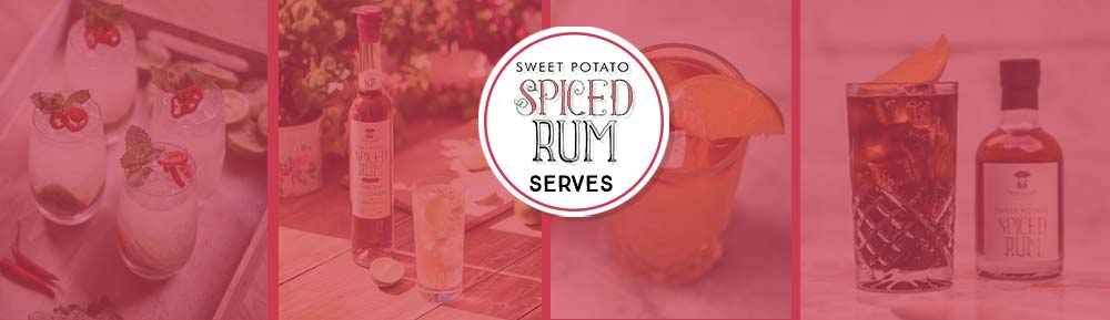 SP Spiced Rum Recipe Page
