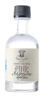 Pink Marshmallow Moonshine  - The Sweet Potato Spirit Co
