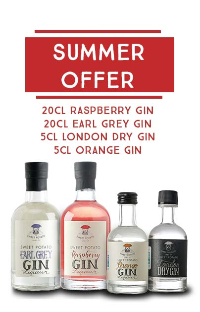 SP Summer Offer - The Sweet Potato Spirit Co