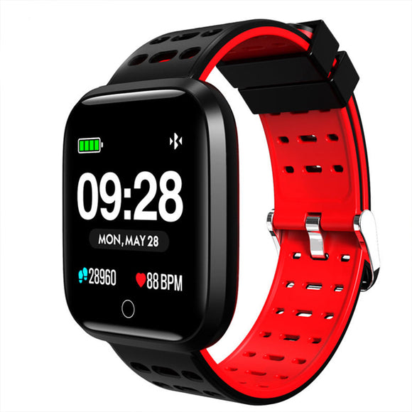 Q8 Smart Fitness Multi Function Coloured Screen Watch Hunt Gizmo
