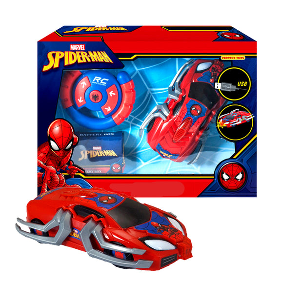 Remote Control Spider-Man Race Car- 15271 Hunt Gizmo