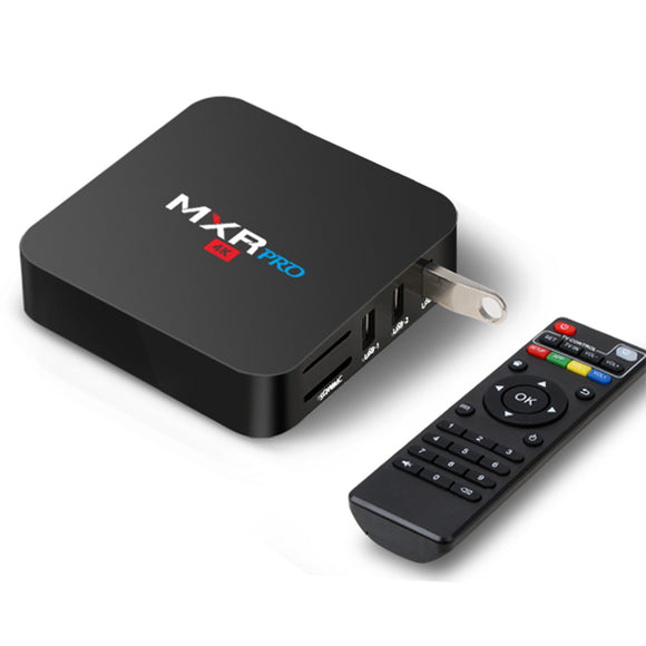 Mxr Pro Rk3328 Android 7.1 Tv Set-Top Box With Networking Hunt Gizmo