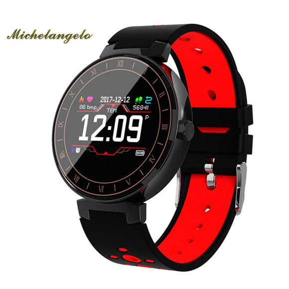 L8 Unisex Waterproof Smart Multifunction Watch (Compatible With Android Phone Only) Hunt Gizmo