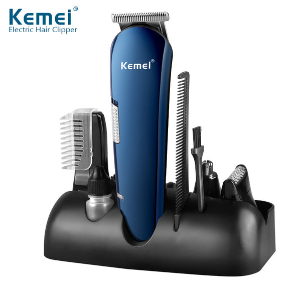 Kemei Multi-Function Rechargeable Shaver Hunt Gizmo