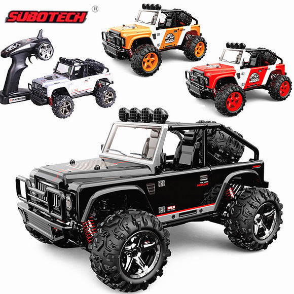Powerful Remote Control Jeep Hunt Gizmo