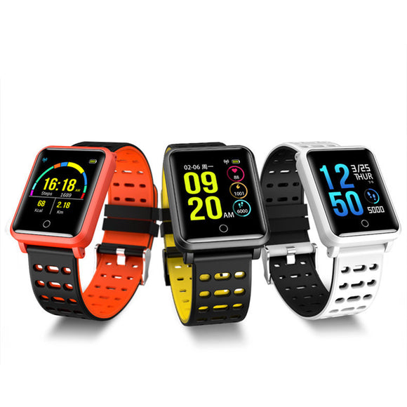 N88 Bluetooth 4.2 Sports Smart Multi Function Bracelet Hunt Gizmo