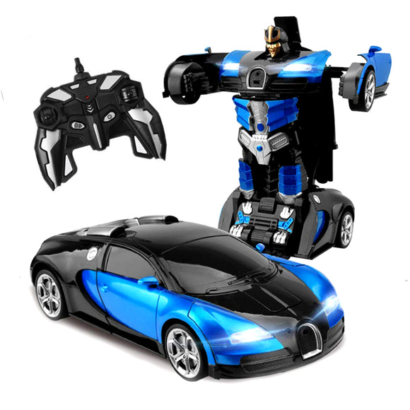 Remote Control Transformers Car- 15284 Hunt Gizmo