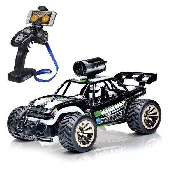 Wifi Camera Live Transmission Rc Car- 15295