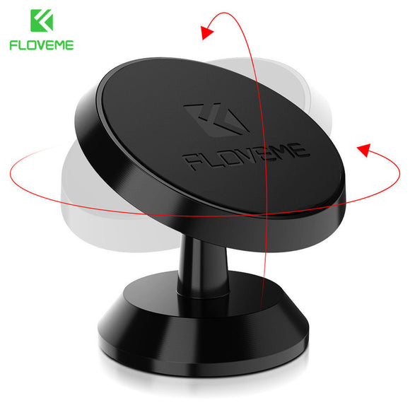 Floveme 360 Degree Car Mobile Phone Strong Magnetic Holder - 15178 Hunt Gizmo