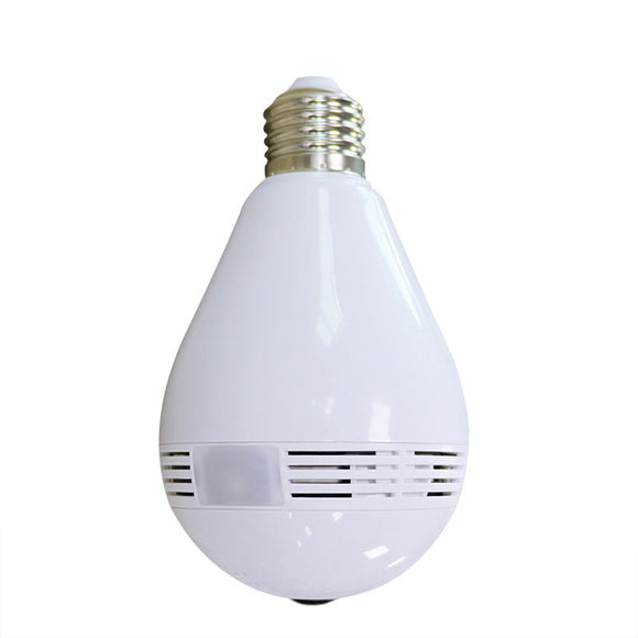 360 Degree Panoramic Wireless Hd Bulb Camera Hunt Gizmo