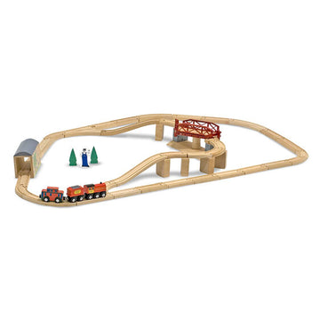 M&D Swivel Bridge Train Set