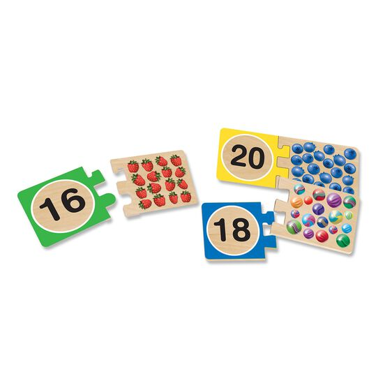 M&D Self-Correcting Number Puzzles