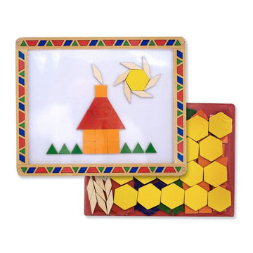 M&D Magnetic Pattern Block Set