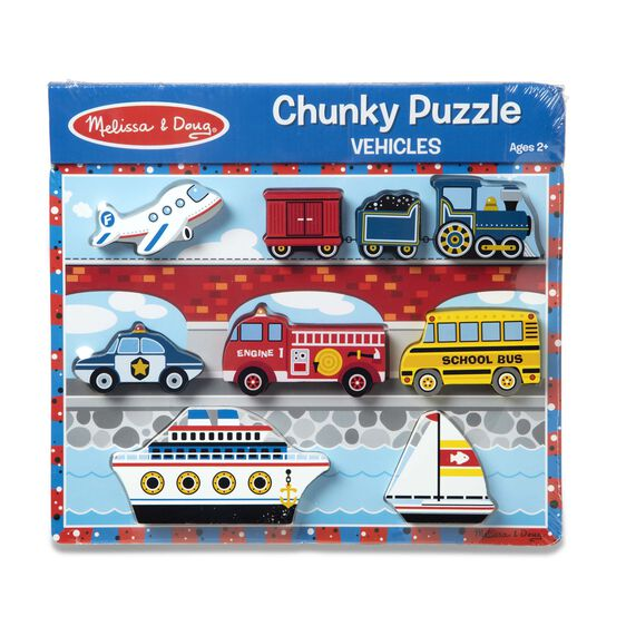 M&D Chunky Puzzles