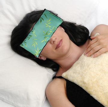 Warm Buddy Aromatherapy Eye Pillow
