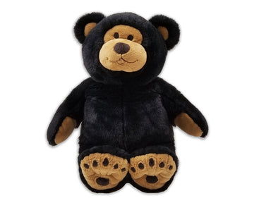 Warm Buddy Beary Black