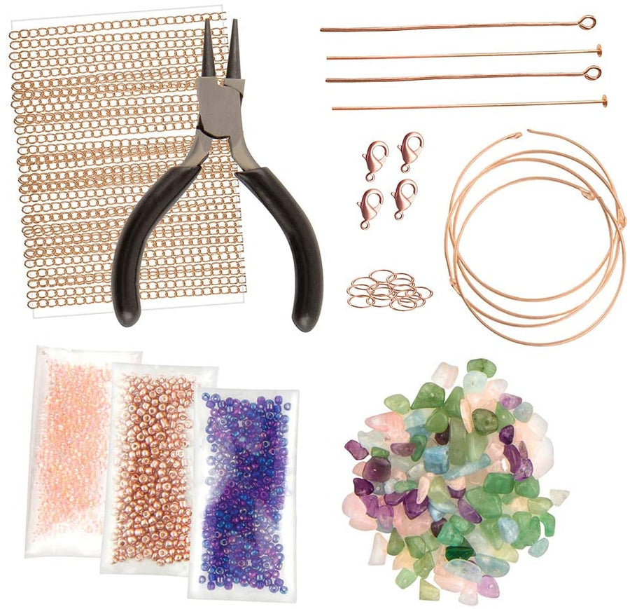 Create Your Karma Crystal Jewelry Craft Kit