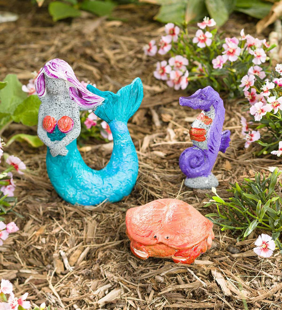 Paint your Own Rock Pets - Mermaid Craft Kit