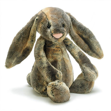 JellyCat- Huge Bashful Woodland Bunny 21