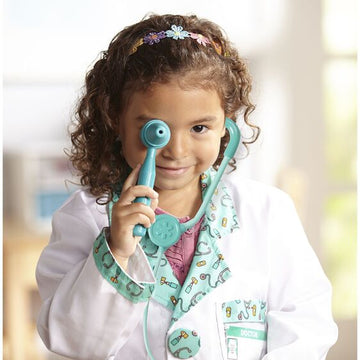 M&D Doctor Role Play Costume Set