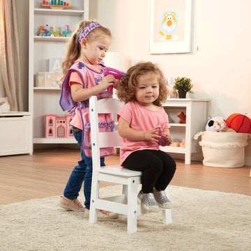 M&D Hair Stylist Role Play Costume Set