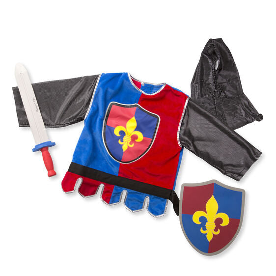 M&D Knight Role Play Costume Set