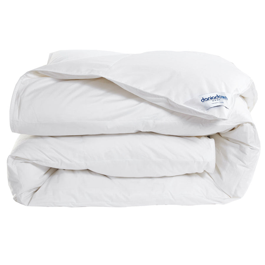 Liberty 4-Season 600+ Loft White Down Duvet