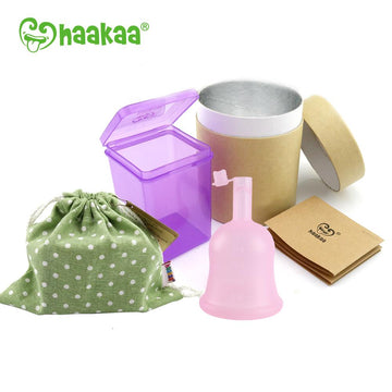 Haakaa Flow Cup with Valve