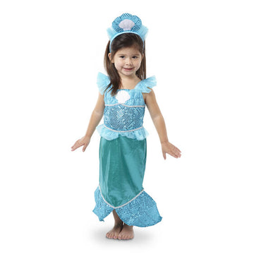 M&D Mermaid Role Play Costume Set