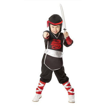 M&D Ninja Role Play Costume Set