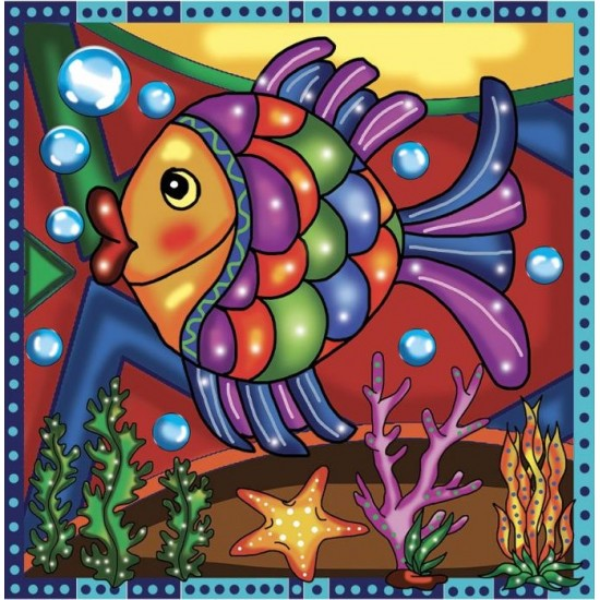 JaCaRou Diamond Painting - Fish