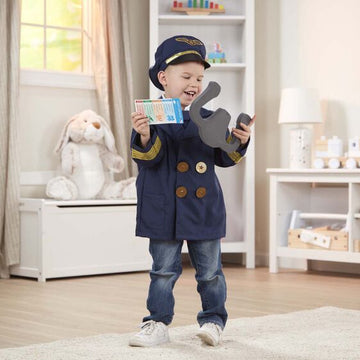 M&D Pilot Role Play Costume Set