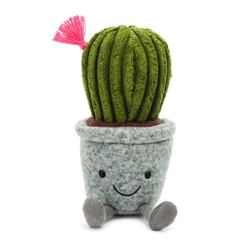 JellyCat- Silly Succulent Cactus 9
