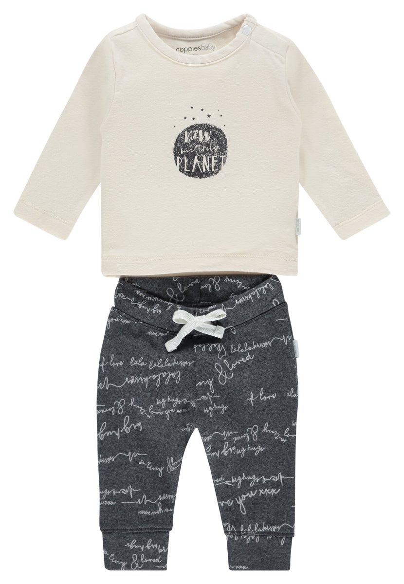 Noppies Baby Set Shirt Ashdod