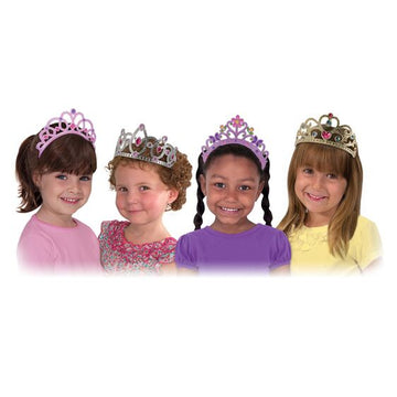 M&D Role Play Collection - Crown Jewels Tiaras