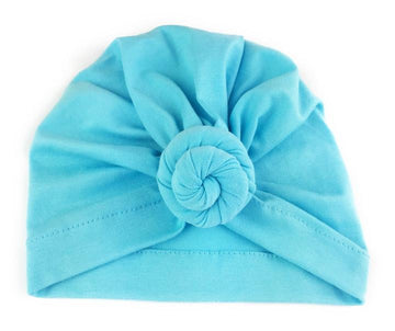 Baby Wisp Infant Turban Knot Hat