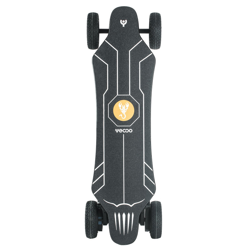 Yecoo GTS 2-in-1 electric skateboard