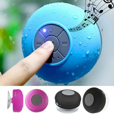 Bluetooth Water Resistant Speaker - Great For Caravan Or Camping Trips!